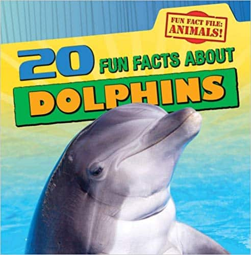 20 Fun Facts about Dolphins (Paperback) by Heather Moore Niver