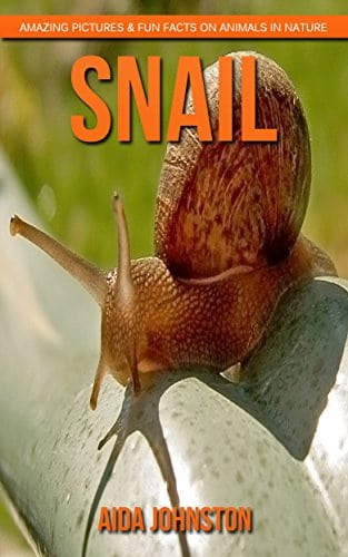 Aida Johnston's Snail: Amazing Pictures & Fun Facts on Animals in Nature (Kindle Edition)