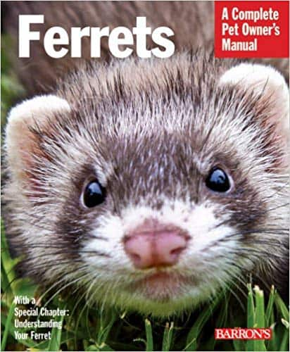 "E. Lynn ""Fox"" Morton and Christine Mathis' Ferrets: Barron's Pet Owner's Manual (Complete Pet Owner's Manuals Series, Paperback Edition)"