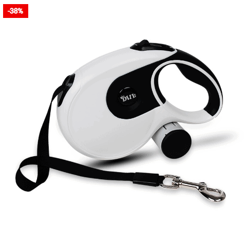 8M Dog Leash Retractable Walking Leads